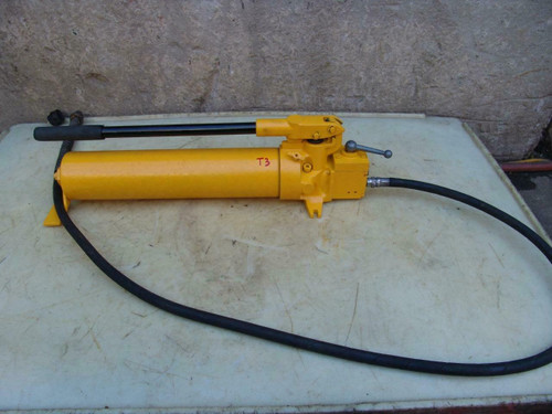 Enerpac P-84 Hydraulic Pump Double Acting  Works Fine   #3