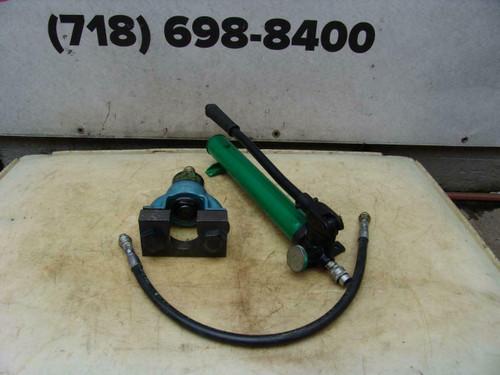 Parker Hyferset Hy-Fer-Set Hydraulic Tube Flaring Pre-Setting Tool Flarer  #1