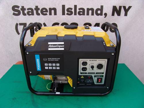 Atlas Copco P3000W 3000 Watts Generator   Brand New   #1