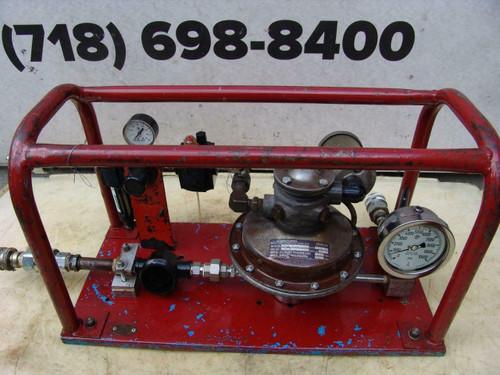 Barbee Engineered Hydrostatic Tester Works Fine Rice   #5
