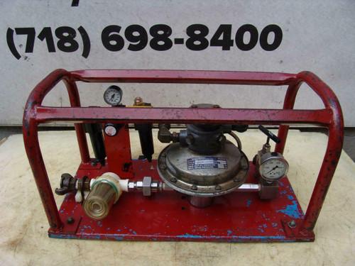 Barbee Engineered Hydrostatic Tester Works Fine Rice   #6