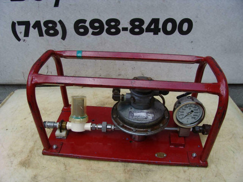 Barbee Engineered Hydrostatic Tester Works Fine Rice   #3
