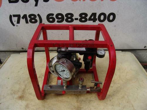 Barbee Engineered Hydrostatic Tester Series P-200 Works Fine Rice   #8