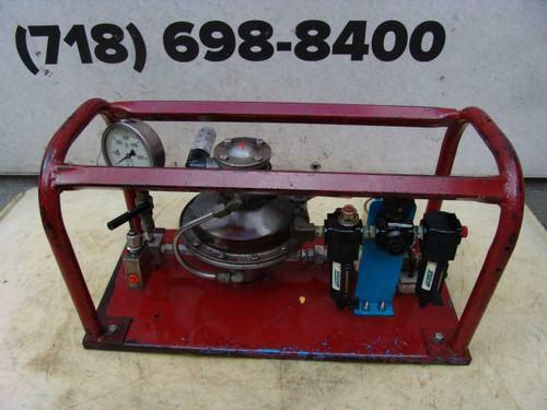 Barbee Engineered Hydrostatic Tester Works Fine Rice   #4