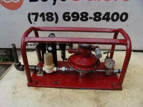 Barbee Engineered Hydrostatic Tester Works Fine Rice   #7