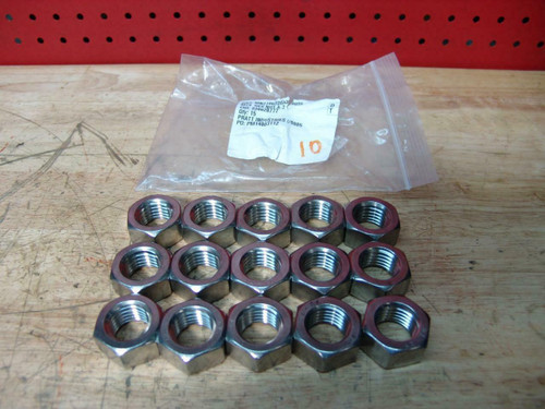 Stainless Steel 24mm    Bolts Nuts    Set of 15    #10