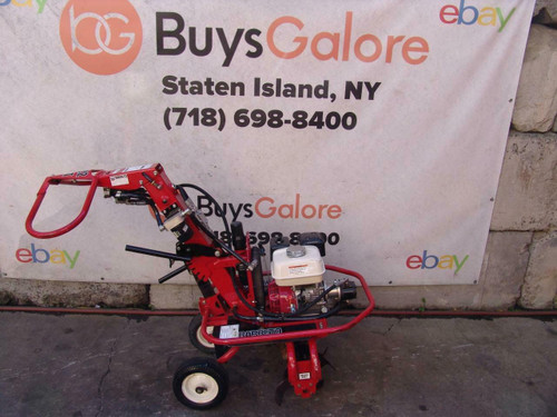 Barreto Hydraulic Garden Tiller Model 622 GTH  Mint Condition #2