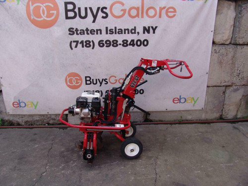 Barretto Hydraulic Garden Tiller Model 622 GTH  Mint Condition #1