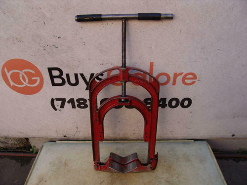 Reed HPC-8 Guillotine Pipe Cutter Saw PVC McElroy Needs a Blade.