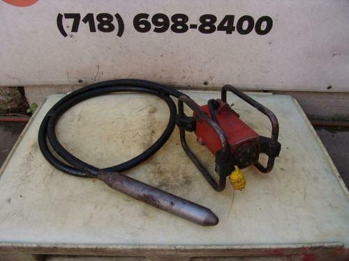Northrock Concrete Vibrator 120 volts Works Great