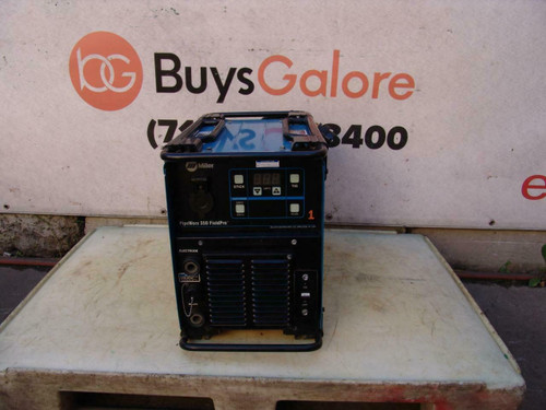 Miller PipeWorx 350 FieldPro Welder 1 or 3 Phase 230/460/575 Volts Nice Unit #1