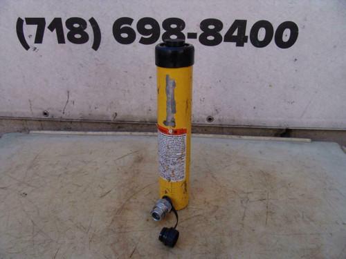 """Enerpac RC-1510 Hydraulic Cylinder 15 ton 10"""" stroke Works Fine"""