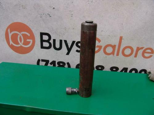 Simplex R1510 15 ton Hydraulic Cylinder 10 inch Stroke Works Fine #2