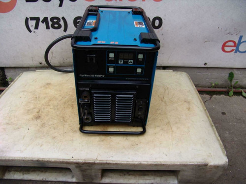 Miller PipeWorx 350 FieldPro Welder 1 or 3 Phase 230/460/575 Volts Nice Unit #2A