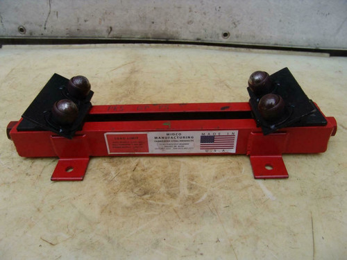 Midco 1000 lbs Ball Transfer Rollers Great Shape #4