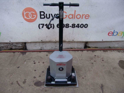 Silverline Floor Sander Square Buff 1218R 120 volts Works Great   #2