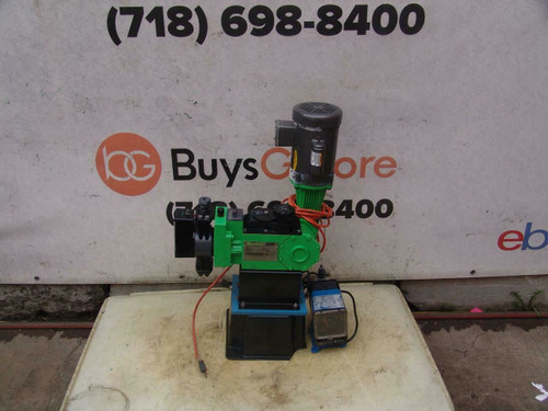 Pulsafeeder Pulsar 25H Hydraulic Diaphragm Metering Pump