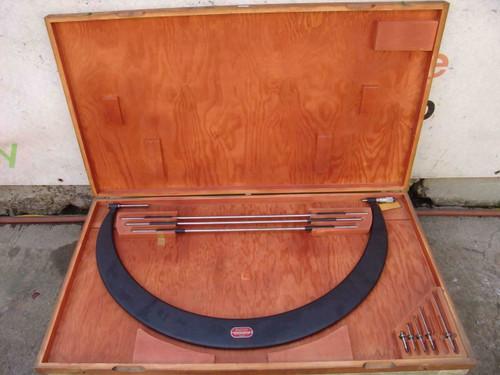 Starrett Model 724 30-36 inch Micrometer Great Shape