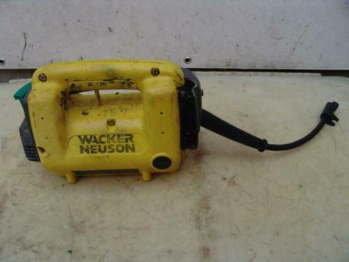 Wacker M1000 Concrete Vibrator Works Fine #2