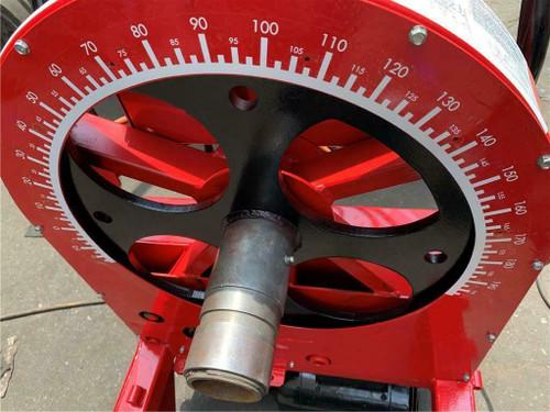 Degrees Sticker for Greenlee 555 854 855 Current 777 Ensley EMT Pipe Bender NEW