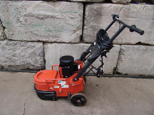 GENERAL SG12/E ELECTRIC SINGLE HEAD SURFACE GRINDERS WORKS GREAT