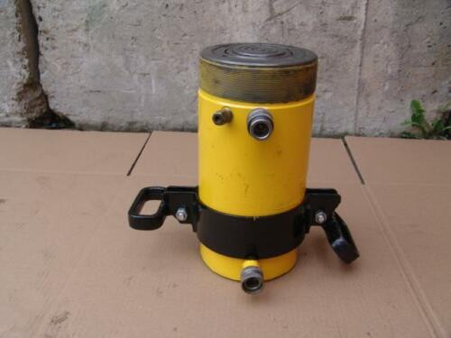 ENERPAC 100 TON DOUBLE ACTING HYDRAULIC CYLINDER 6 INCH STROKE MODEL RR-1006  #6