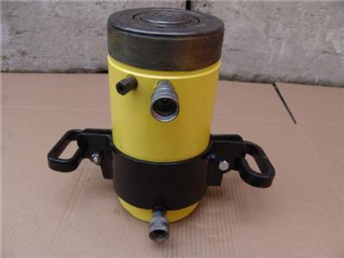 ENERPAC 100 TON DOUBLE ACTING HYDRAULIC CYLINDER 6 INCH STROKE MODEL RR-1006  #5