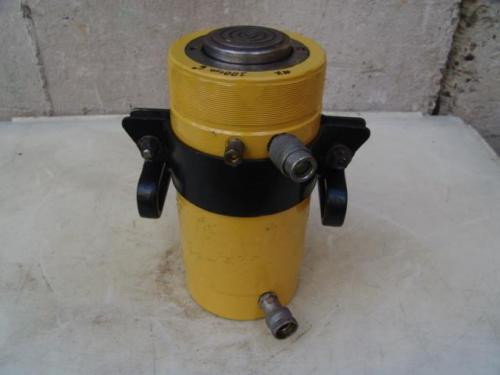 ENERPAC 100 TON DOUBLE ACTING HYDRAULIC CYLINDER 6 INCH STROKE MODEL RR-1006  #7