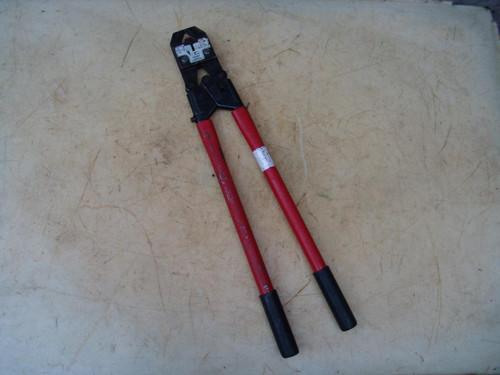 """Jenny Tools 25"""" Aluminum Luv & Connectors Crimping Tool USA No. 5050 #9"""