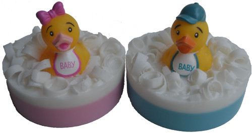 Baby Shower Duck Soap
