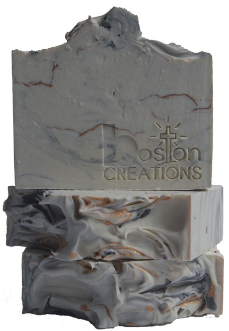 Marble Champagne Soap