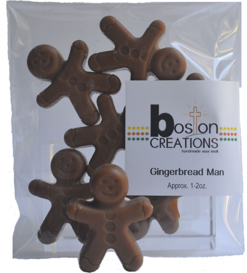 Gingerbread Man Wax Melt
