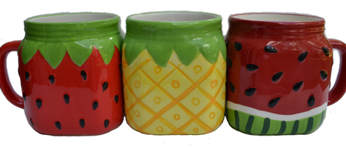 Fruit Mug Candle
