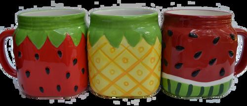 Fruit Mug Candle