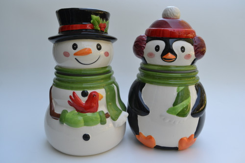 Christmas | Holiday Canister