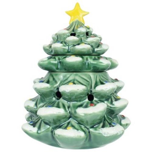 CHRISTMAS TREE WAX WARMER
