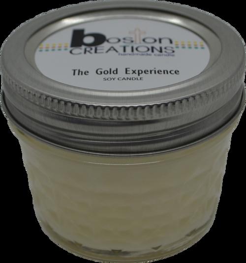 Mason Jelly Jar Soy Candle