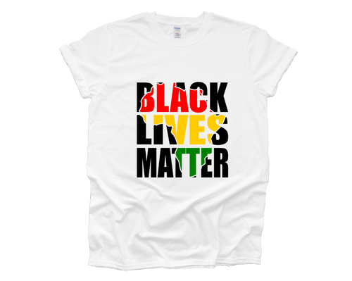 Black Lives Matter T-Shirt | Africa