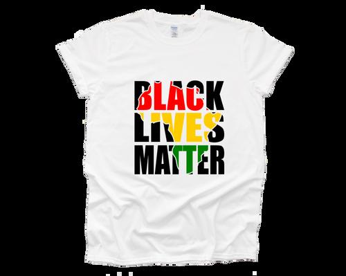 Black Lives Matter T-Shirt | Africa