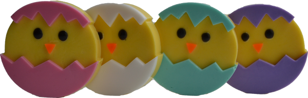 Hatching Chickie Soap