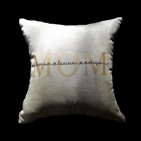 Custom | Personalized Throw Pillow Sham