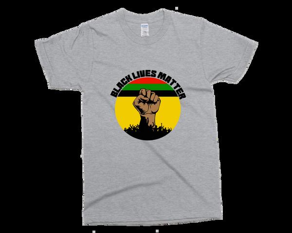 Black Lives Matter T-Shirt | Circle