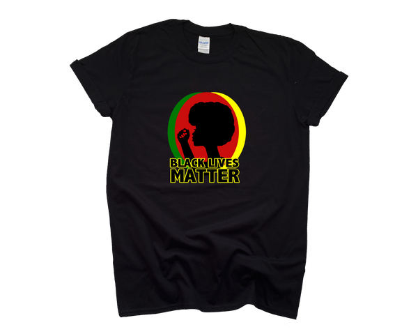 Black Lives Matter T-Shirt | Woman