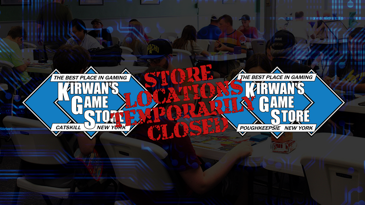 Locations Closed