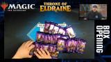 Throne of Eldraine Box Opening