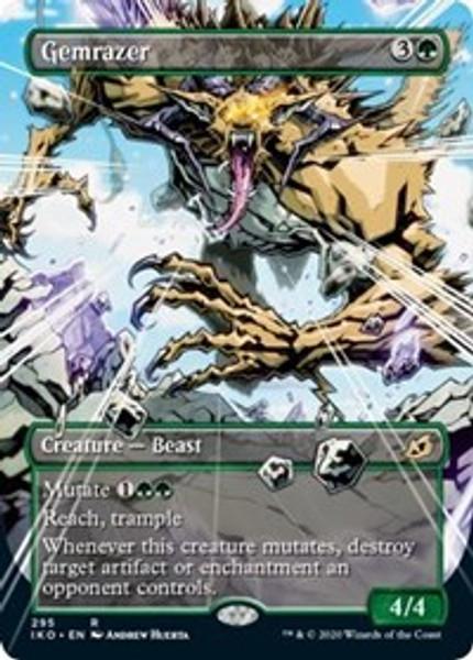 Gemrazer (Showcase) (Ikoria: Lair of Behemoths) - Near Mint