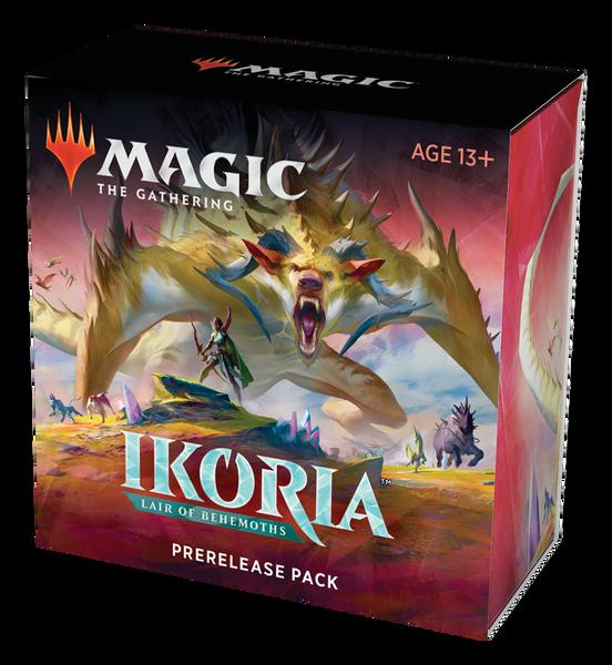 Ikoria: Lair of Behemoths - Prerelease Pack (Ikoria: Lair of Behemoths) - Unopened