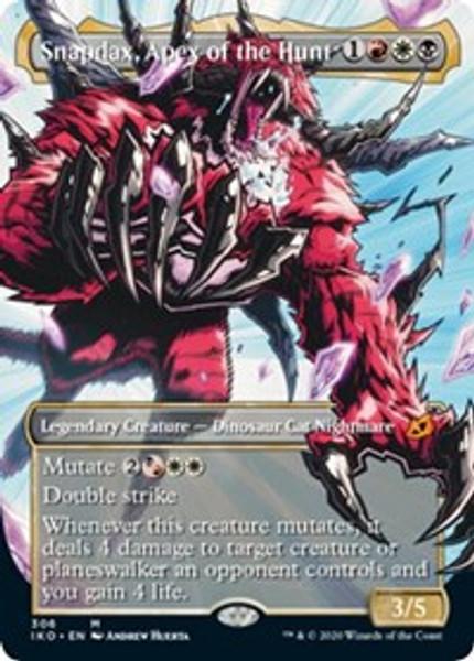Snapdax, Apex of the Hunt (Showcase) (Ikoria: Lair of Behemoths) - Near Mint