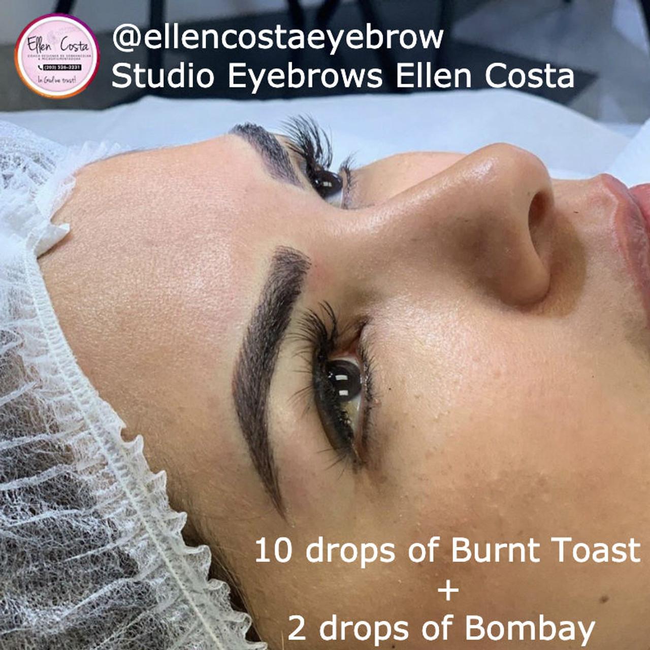 Kolorsource Permanent Makeup Pigment (PMU) Bombay Brown #864 - 15ml