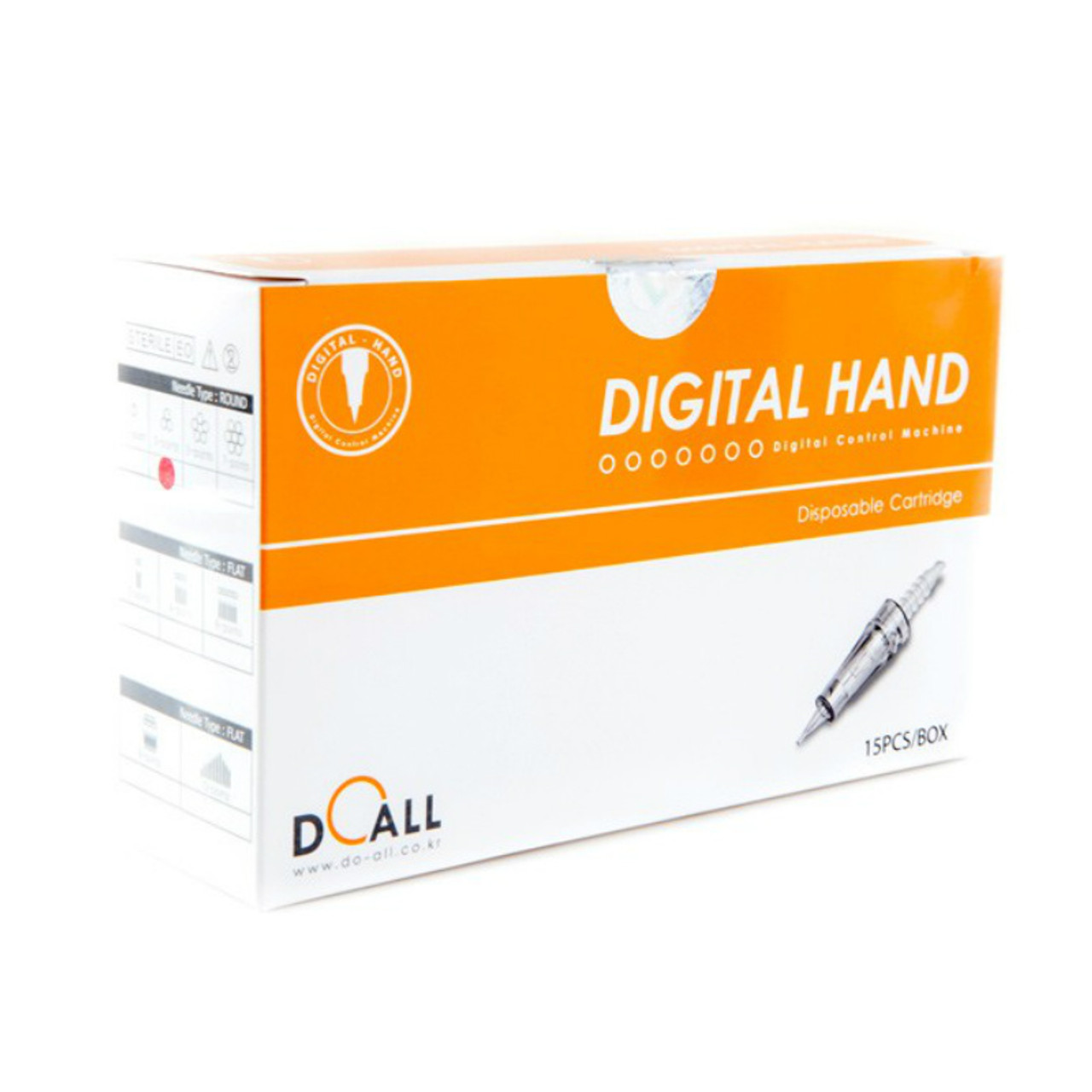 Do-All Digital Permanent Makeup (PMU) Cartridge Needle - 3R